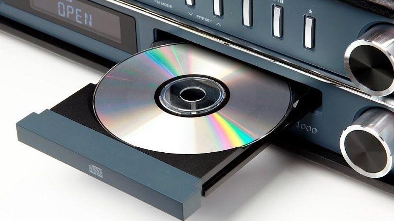 Появление DVD технологии