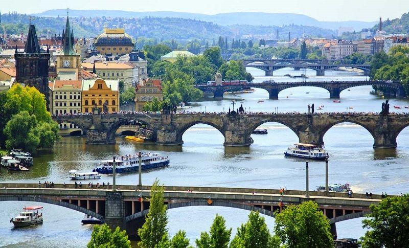 Столица Чехии - Прага