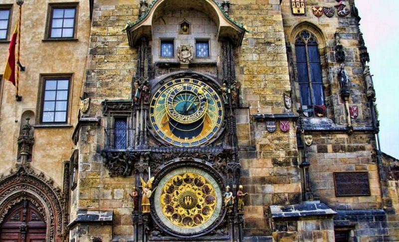 Куранты в Праге