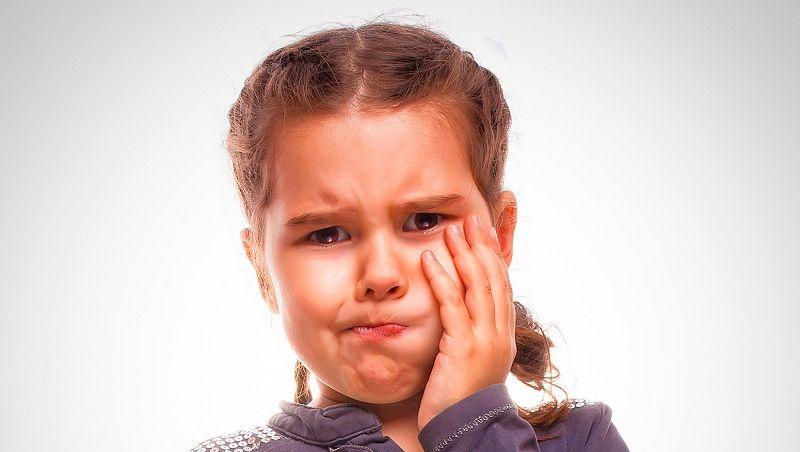 Как дети воспринимают боль