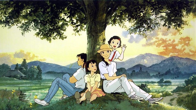 Японские мультфильмы анимэ