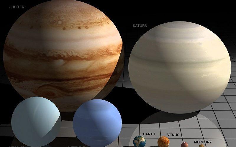 Вес Юпитера