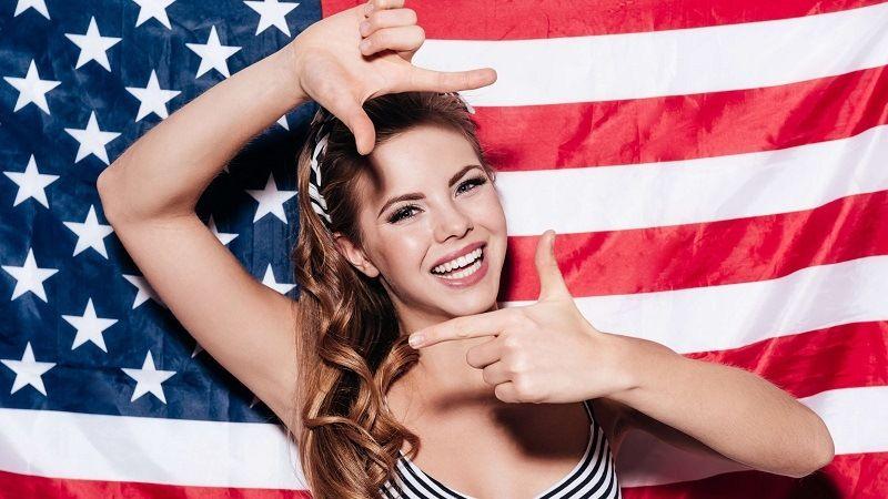 Американская улыбка