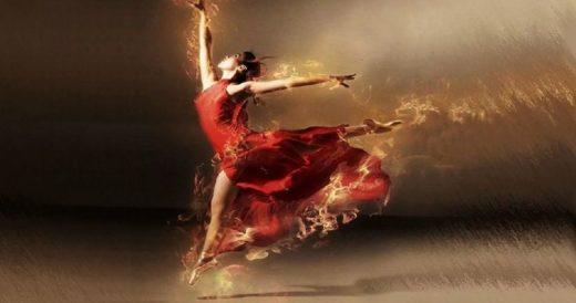 Удивительные танцы
