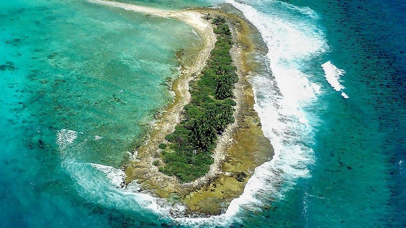 Остров Диего-Гарсия