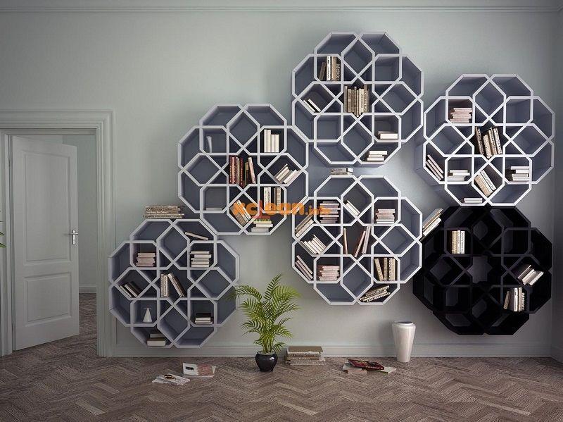 Стеллаж от компании «Younes Duret Design»