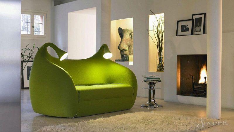 Оригинальный диван