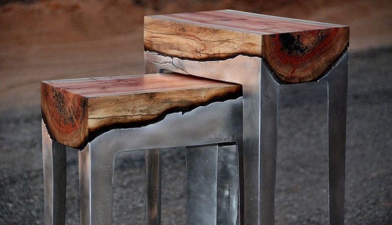Коллекция стульев «Woodcast»