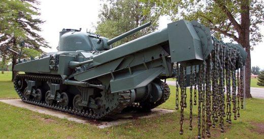 Необычные танки