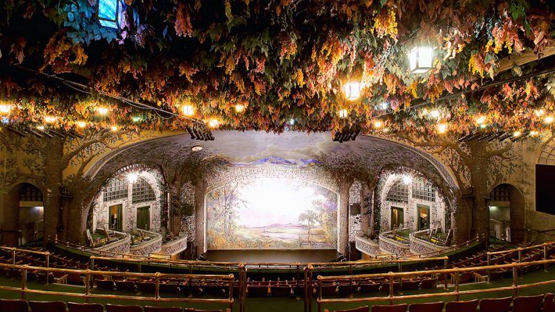 Интересное о необычных театрах