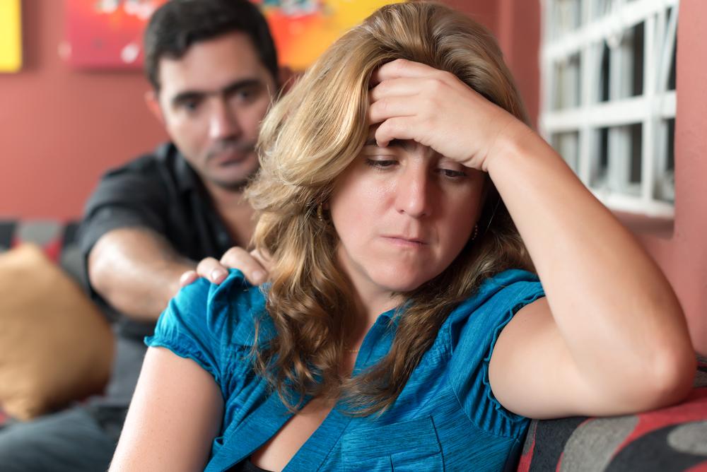 женщина не прощает измены