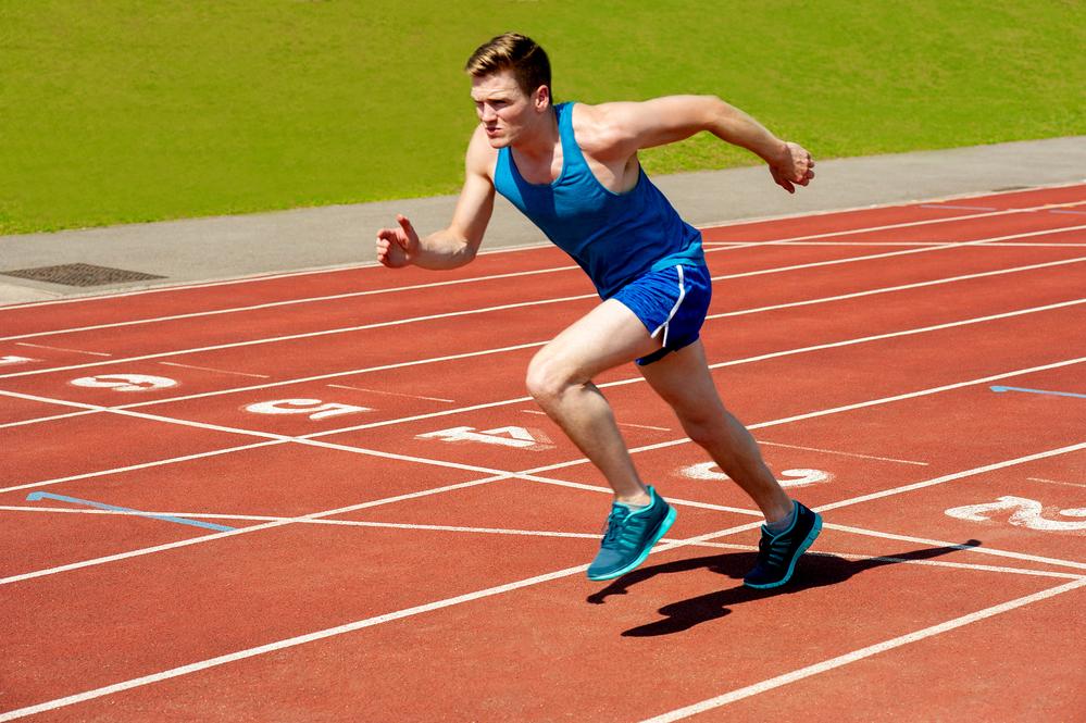 легкая атлетика бег