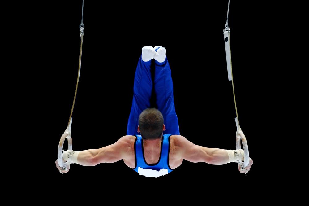 упражнения в гимнастике