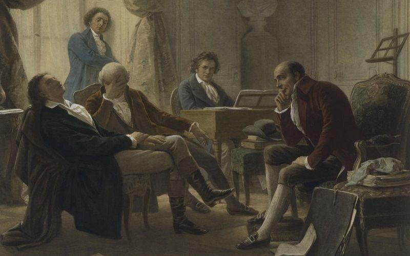 Бетховен за пианино