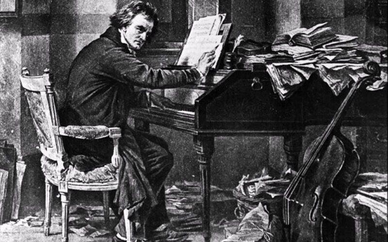 Творчество Бетховена