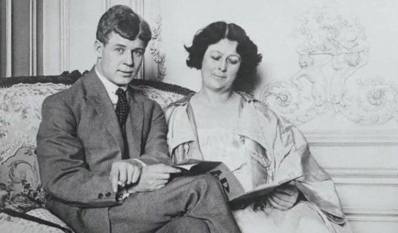 Первая жена Есенина - Айседора Дункан