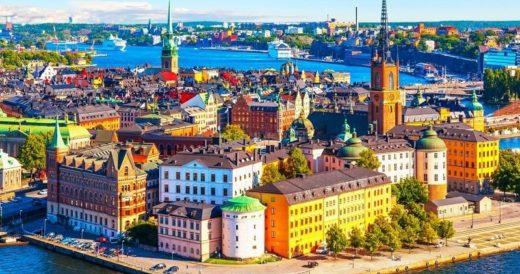 Интересное о городах Европы