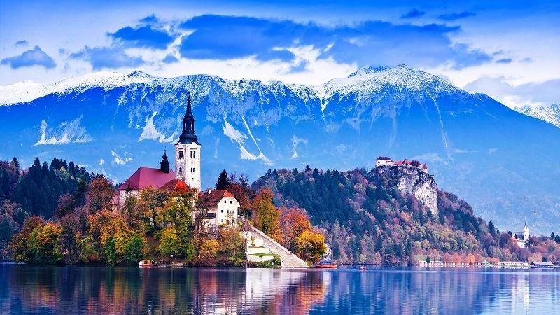 Удивительные европейские города