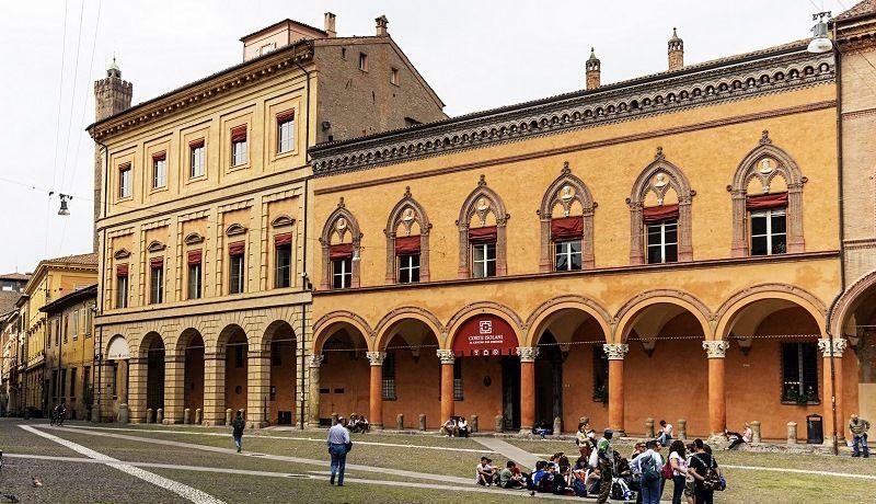 68. Болонский университет в Италии