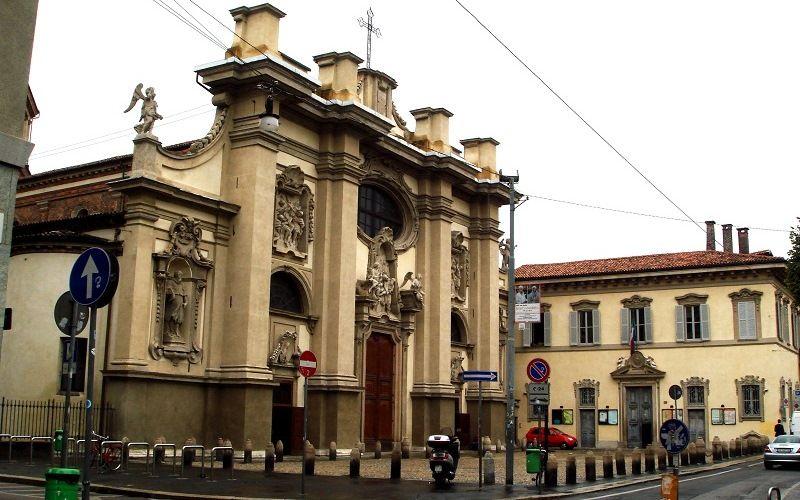 Консерватория Джузеппе Верди в Милане