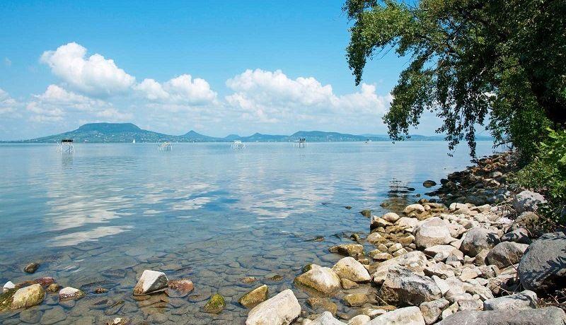Венгерское озеро Балатон