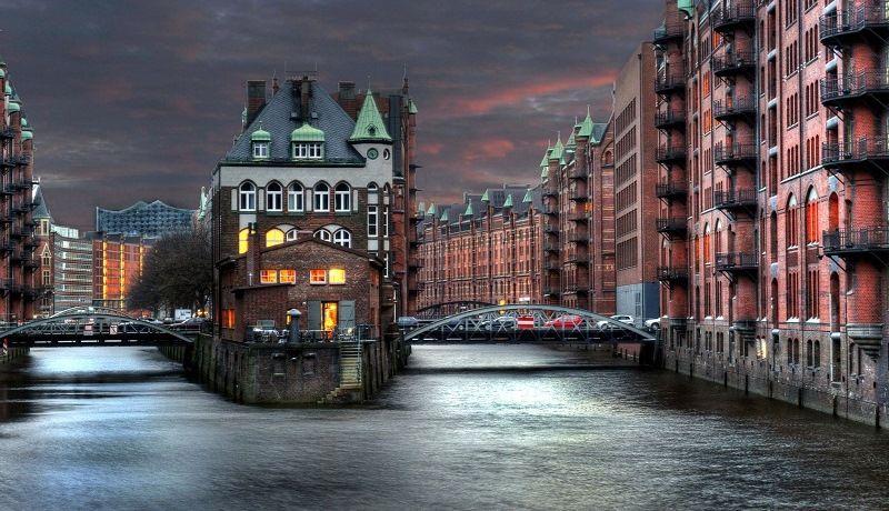 Мосты Гамбурга