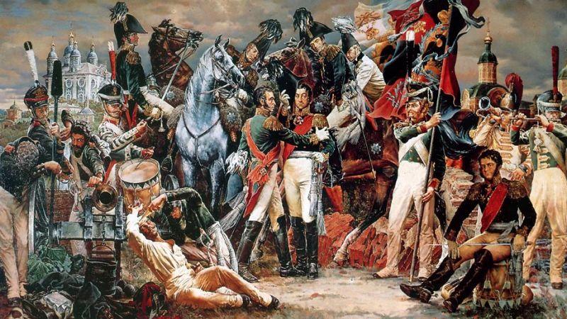 Интересные факты о войне с Наполеоном