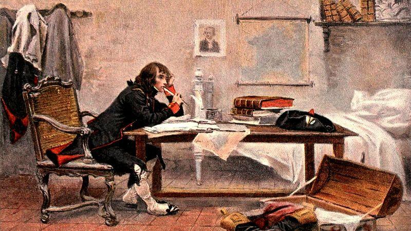 Писательские способности Наполеона