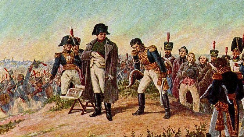 Полководец Наполеон