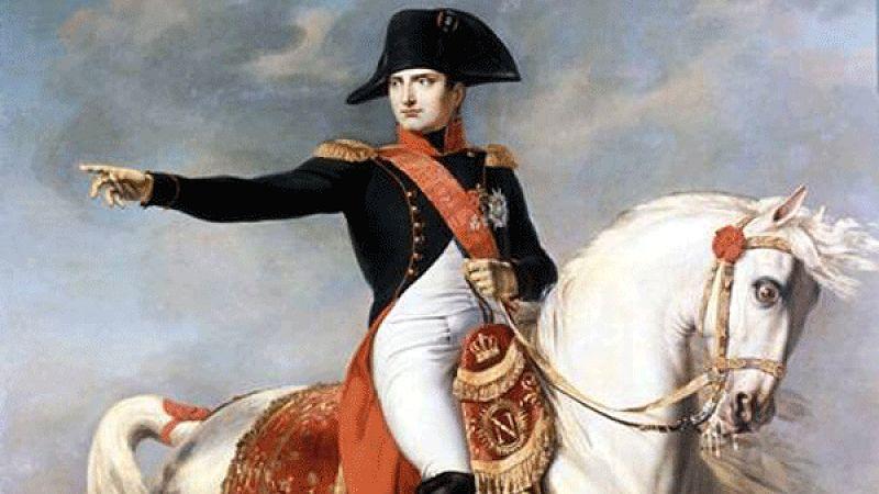 Наполеон на коне
