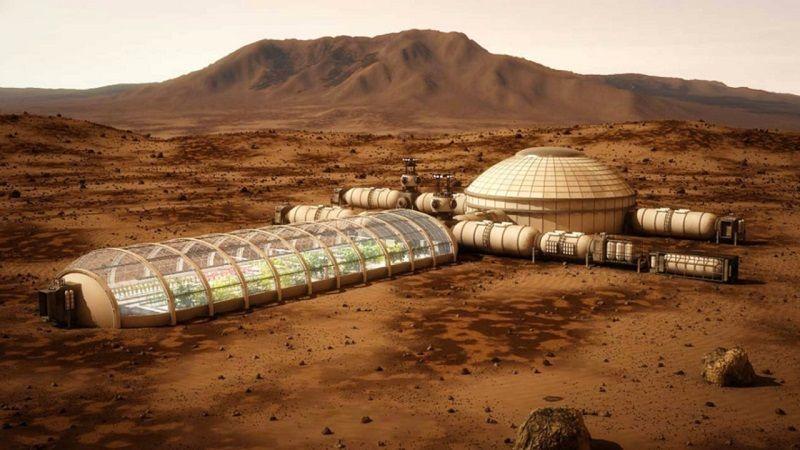 Компания Mars One