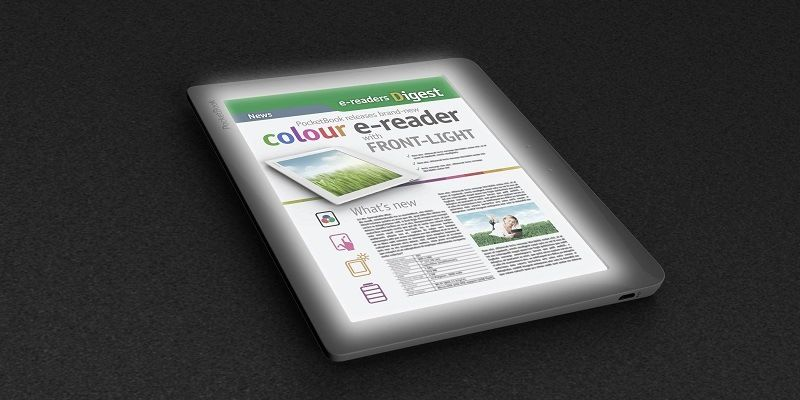 Гаджеты с E-Ink экраном Triton