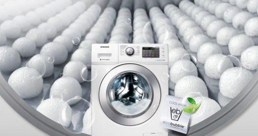 Технология Eco Buble Samsung