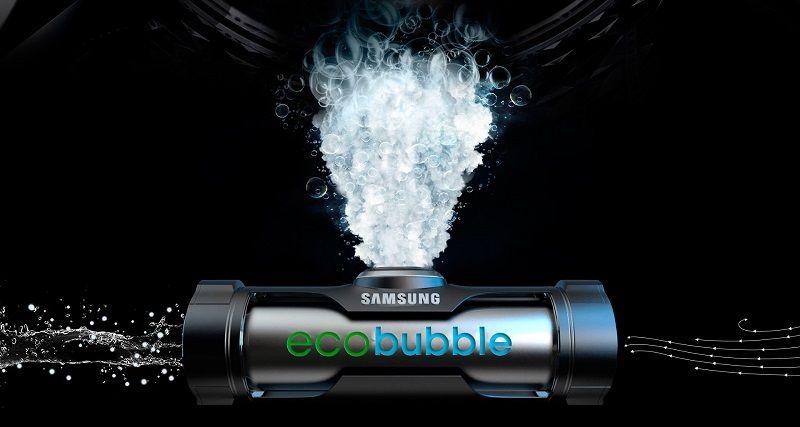 В чем суть технологии eco bubble