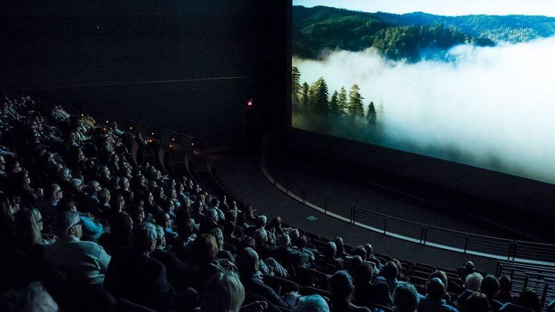 Кинозалы для демонстрации фильмов IMAX 3D