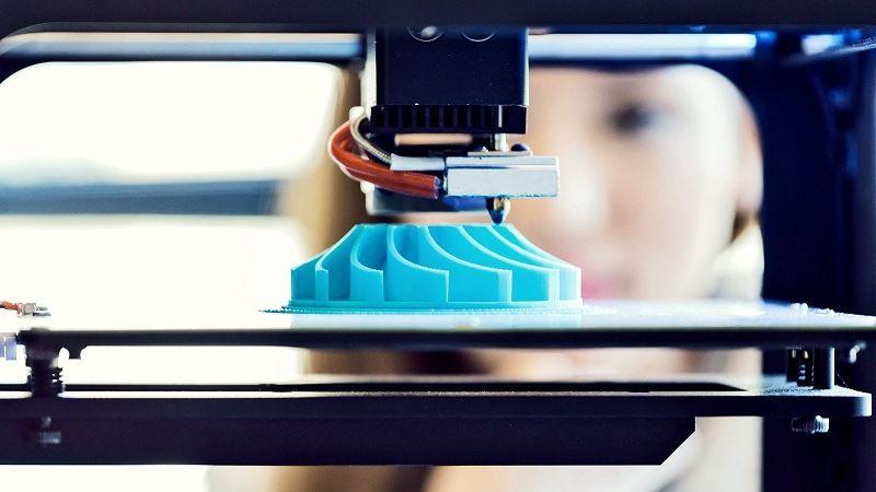 3D принтер с технологий FDM