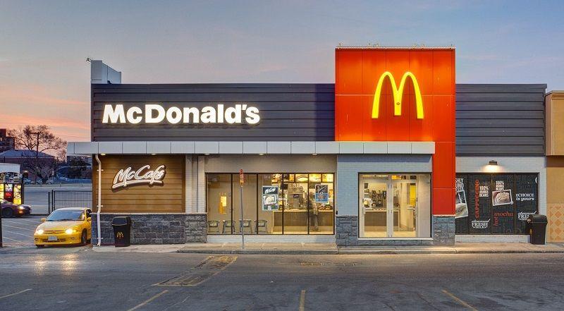Сеть «Макдональдс»