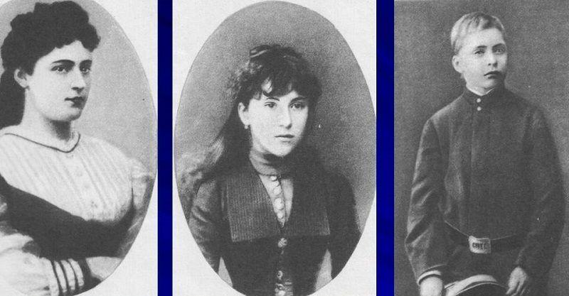 Семья Салтыкова-Щедрина