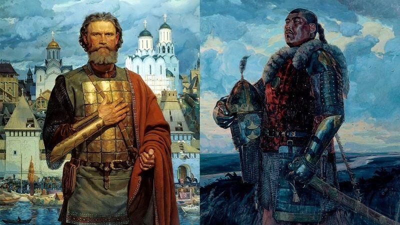 Предки Тютчева ведут родословную от времен правления Дмитрия Донского