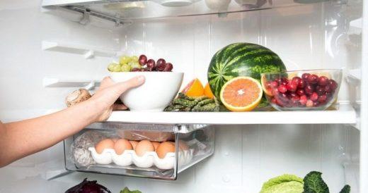 Frostless в холодильнике