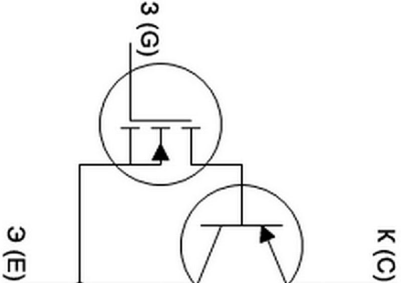 Принцип работы IGBT транзистора