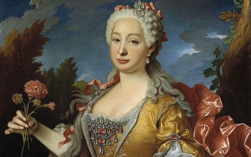 Мария Барбара - жена Баха