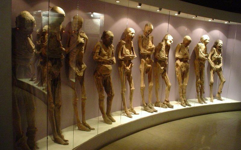 Мексиканский «Музей мумий»