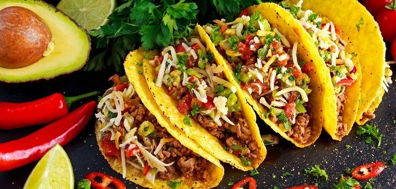 Мексиканская национальная кухня