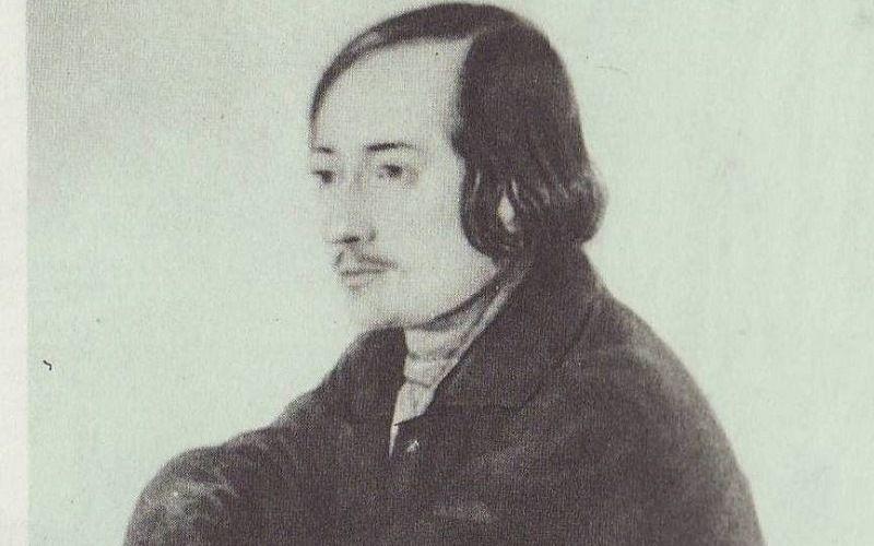 Николай Некрасов в молодости