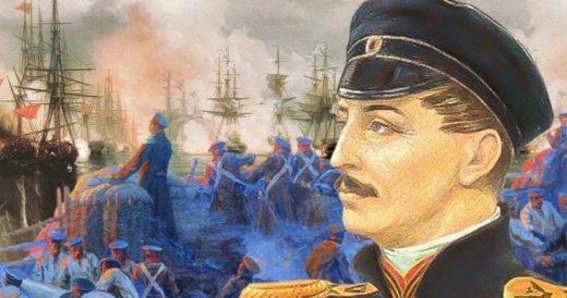Русские полководцы и флотоводцы в истории