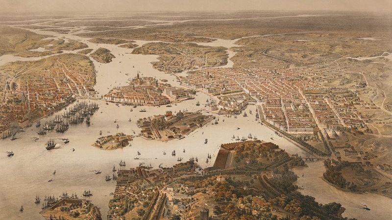 Швеция после двадцатилетней войны