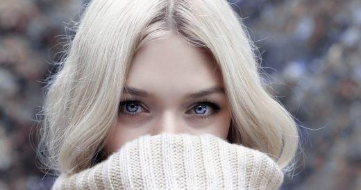 статусы о голубых глазах