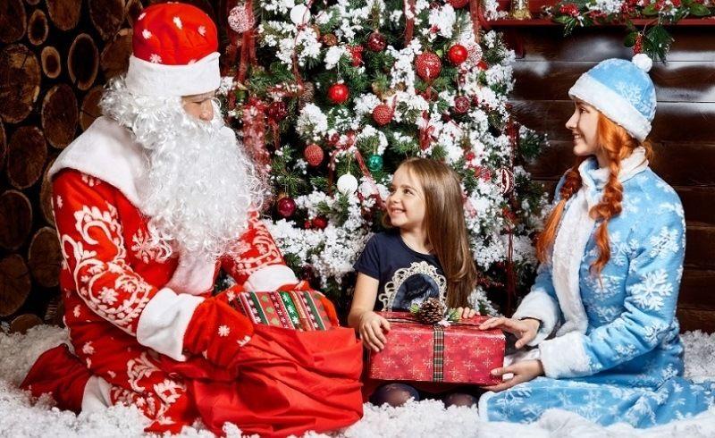 Факты о Деде Морозе и Снегурочке