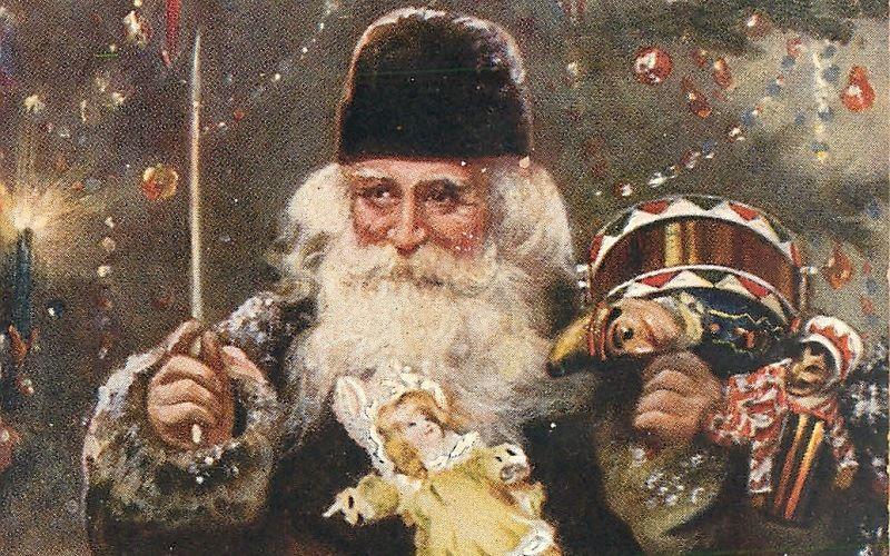 Николай Чудотворец - прообраз современного Деда Мороза